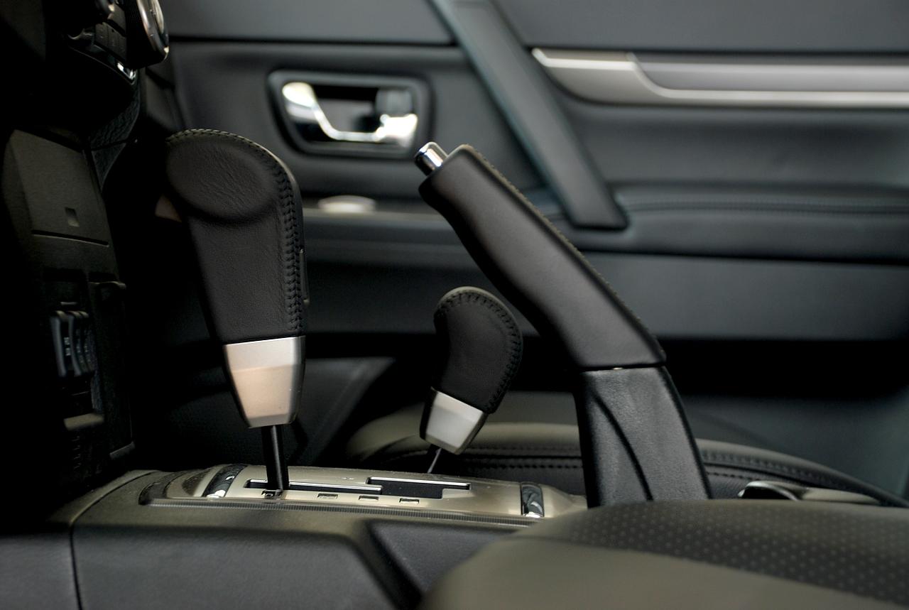 易车网原创评测08款进口三菱帕杰罗v97高清图片