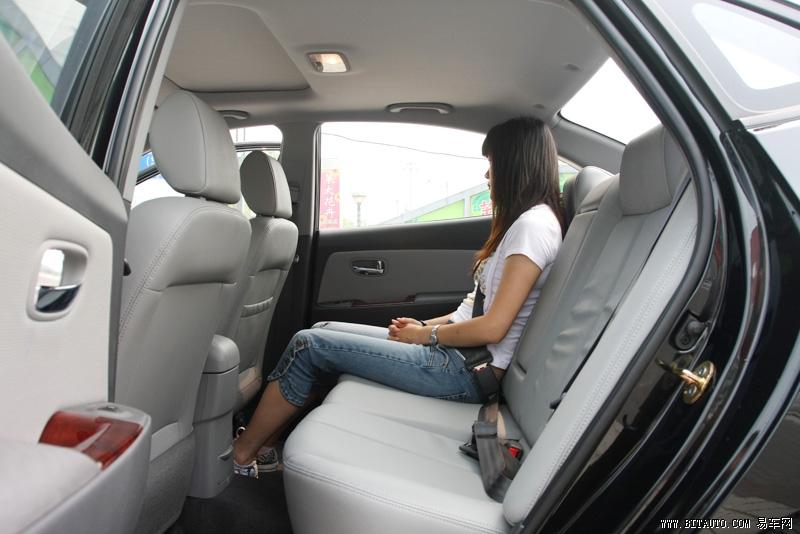 比想象的好 试驾北京现代elantra 悦动