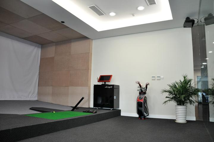 室内高尔夫练习馆